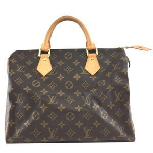 Louis Vuitton Speedy 30 Boston Doctor Satchel